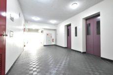 新中野マンション 玄関