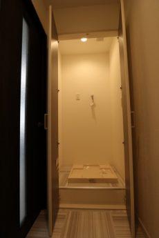 目黒グリーンコープ 洗濯機スペース