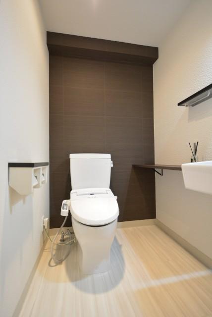 藤和三軒茶屋コープ トイレ・洗面所