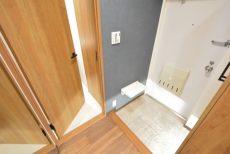 グリーンキャピタル広尾 洗面室