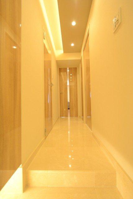 戸山ハイツ (8)玄関