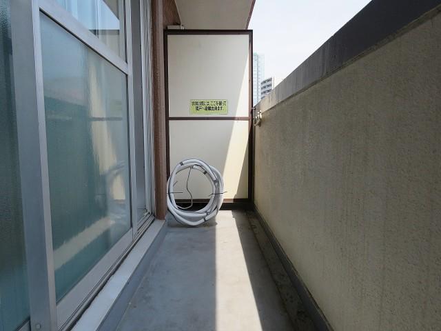 セブンスターマンション西五反田 バルコニー