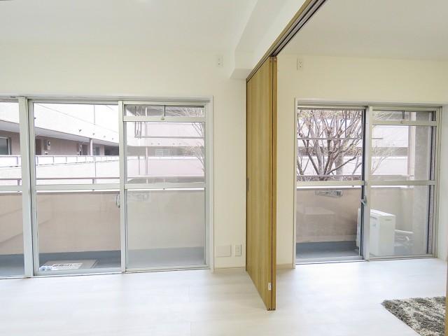 マンション第二恵比須苑 洋室+LDK