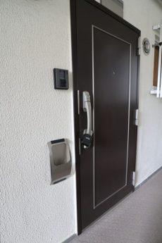 目黒グリーンコープ 玄関