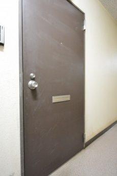 グリーンキャピタル広尾 玄関