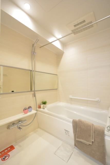 アイビハイツ南品川 浴室
