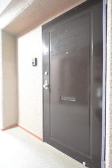 マンション第二恵比須苑 玄関