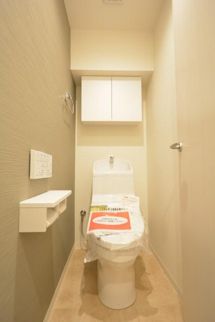 モナーク三軒茶屋 トイレ