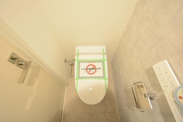 給田南住宅2号棟 トイレ