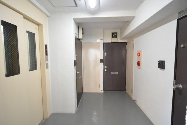 ライオンズマンション三軒茶屋第3 玄関