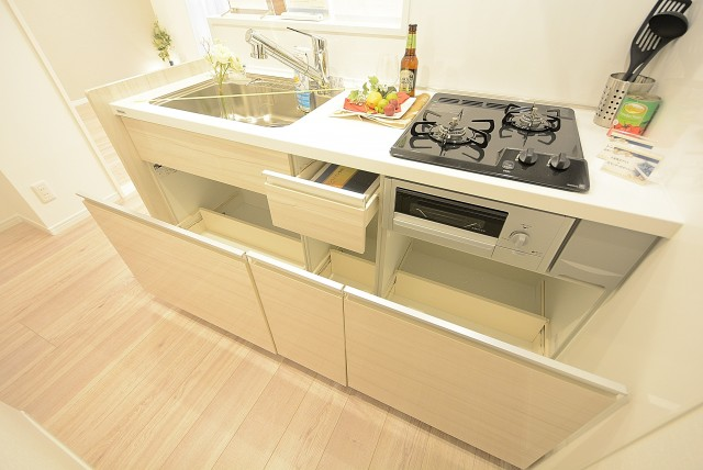 グランドメゾン野沢 キッチン