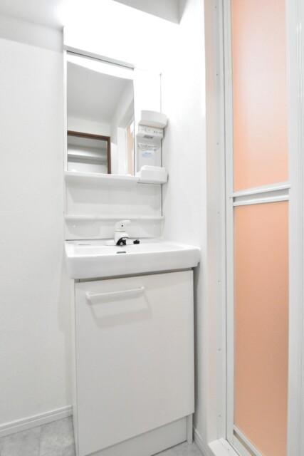朝日プラザ北新宿 洗面室
