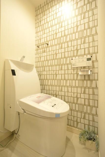 キャッスル世田谷 トイレ