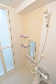 朝日プラザ北新宿 浴室