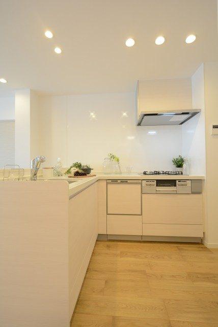 グリーンヒル新宿 キッチン