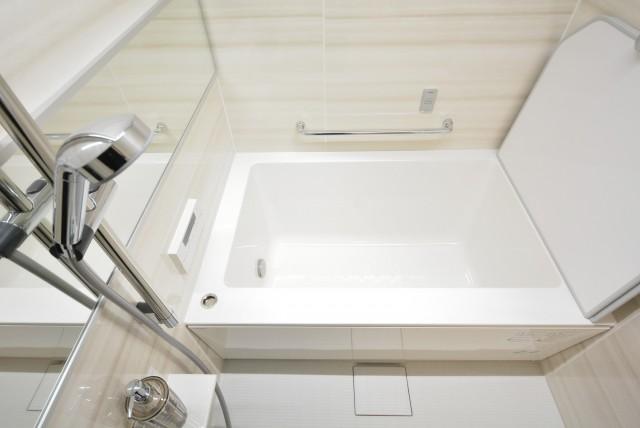 朝日プラザ東池袋 浴室