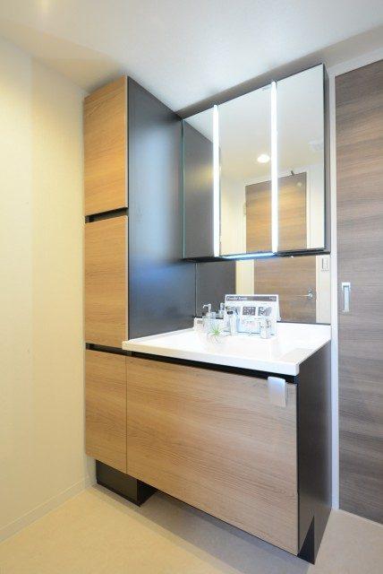 クレセントマンション (51)洗面室