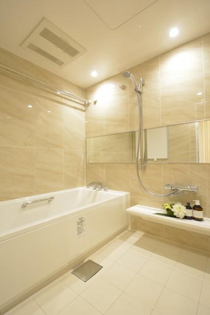 クランツ経堂 浴室