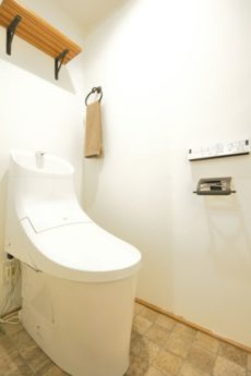 秀和恵比寿レジデンス トイレ