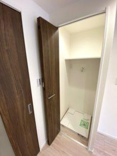 上北沢ハイネスコーポ 洗濯機スペース