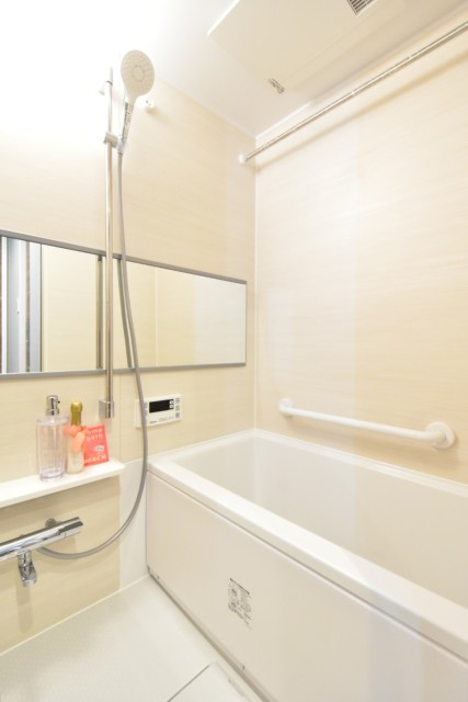 豊栄新都心マンション 浴室