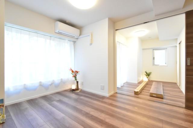 豊栄新都心マンション LDK+洋室