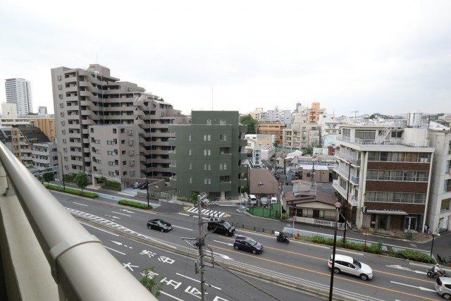 松見武蔵野マンション 玄関