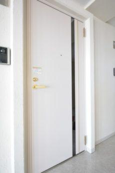 リシェ広尾 玄関