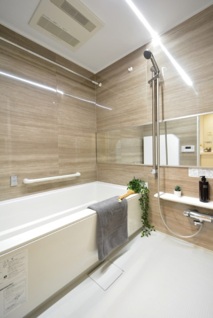 リシェ広尾 浴室