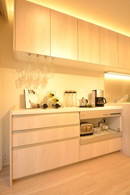 クランツ経堂 キッチン