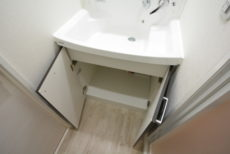 初台中央マンション 洗面室