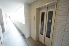 井の頭公園パークハウス吉祥寺南町 エレベーター