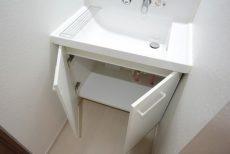 朝日目白台マンション 洗面室
