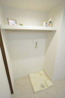 キャッスル共進マンション 洗面室