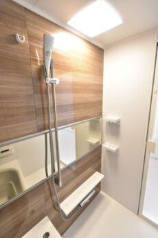 ハイネス大久保 浴室