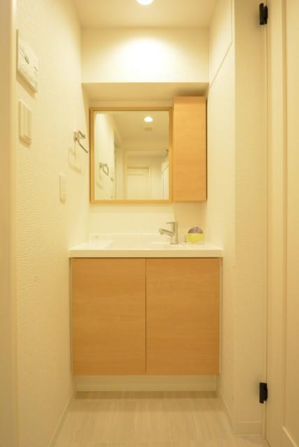 ライオンズマンション大森 洗面室