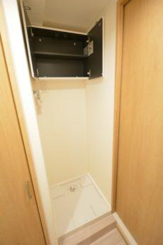 中野ハイネスコーポ 洗濯機スペース