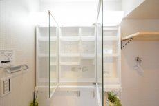 ヴァンヴェール世田谷 洗面室