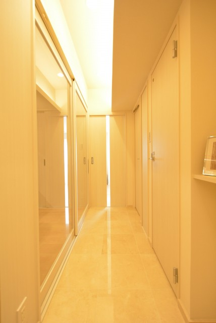 幡ヶ谷コーエイマンション 玄関・廊下