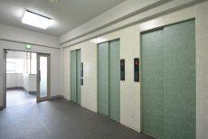 東中野ハイム エレベーター