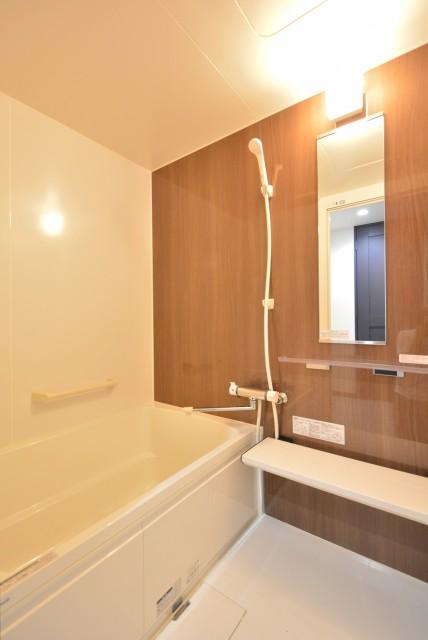 駒場ネオパレス 浴室