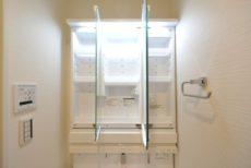 中野ハイネスコーポ 洗面室
