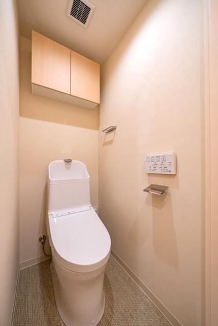 成宗マンション トイレ
