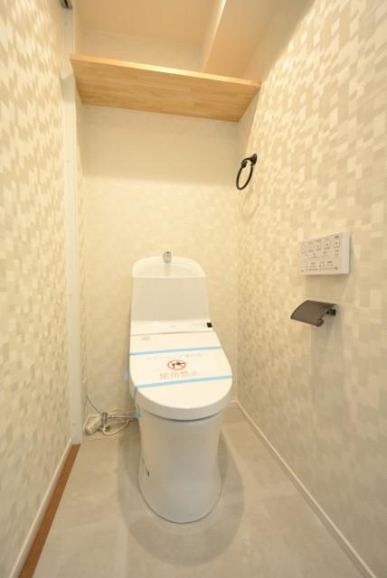 田町東豊エステート トイレ・洗面室