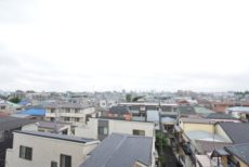 中野ハイネスコーポ 洋室1