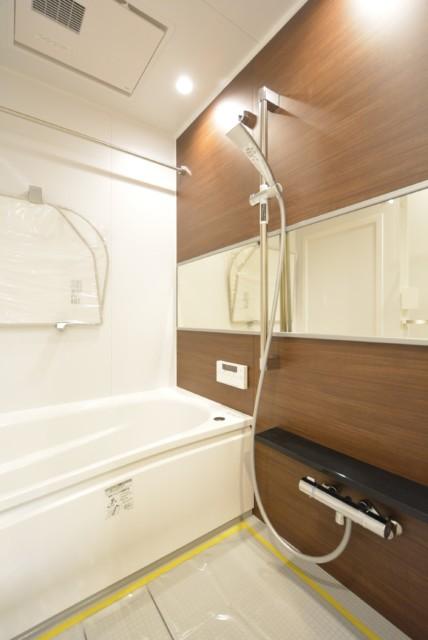 田町スカイハイツ 浴室