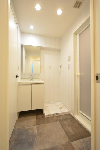 パイロットハウス北新宿 洗面室