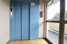 四谷軒第1経堂シティコーポ エレベーターホール