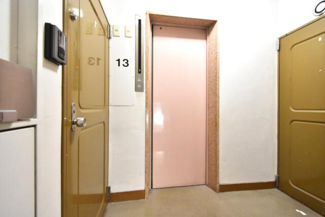 目黒グレースマンション 玄関