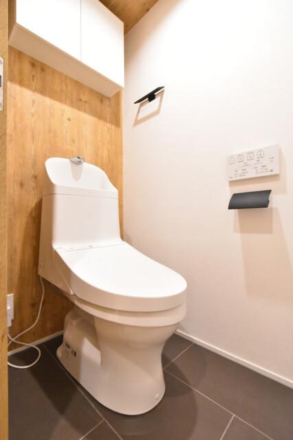 目黒グレースマンション トイレ